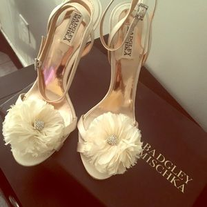 BADGLEY MISCHKA SHOES Size 10